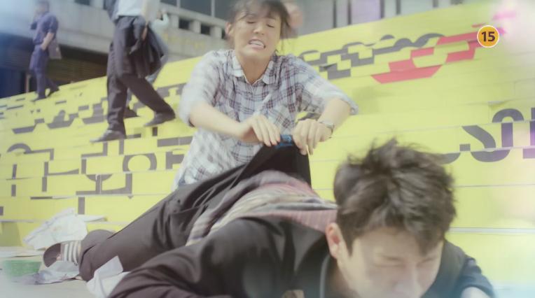 """Seo In Guk y Nam Ji Hyun causan alboroto en el nuevo teaser de """"Shopping King Louie"""""""