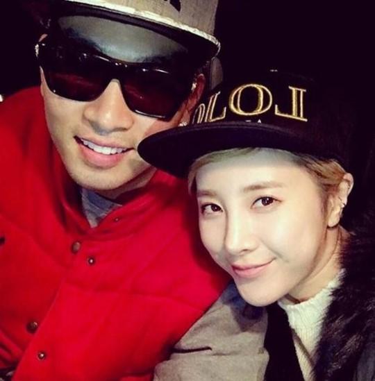 Crown J y Seo In Young colaboran en una nueva y dulce pista a dúo