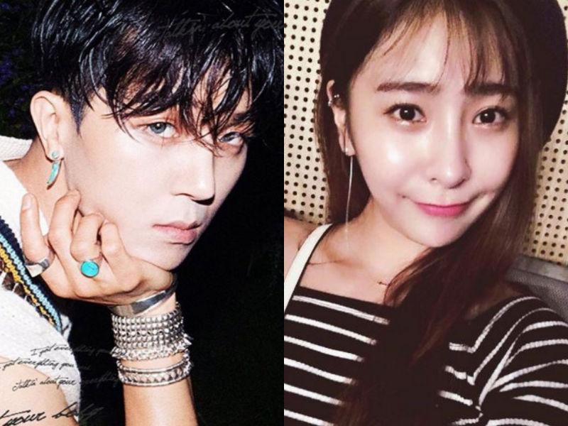 """Song Mino de WINNER disipa los rumores de una relación con la miembro de """"Produce 101"""" Heo Chanmi"""