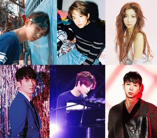 Key de SHINee, Amber y Luna de f(x) se unen a SM Dreamstation Crew