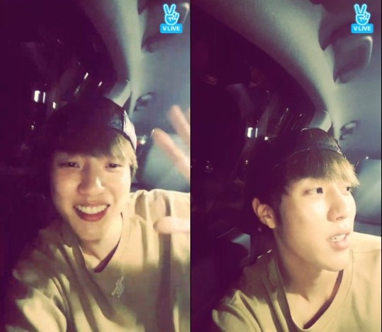 Sungyeol intenta mantener sus labios sellados y no revelar muchos detalles acerca de la nueva pista de INFINITE