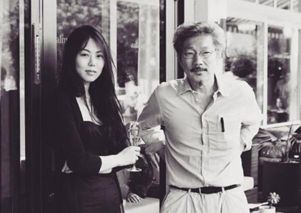 Se reporta que la actriz Kim Min Hee y el director Hong Sang Soo todavía seguirían juntos