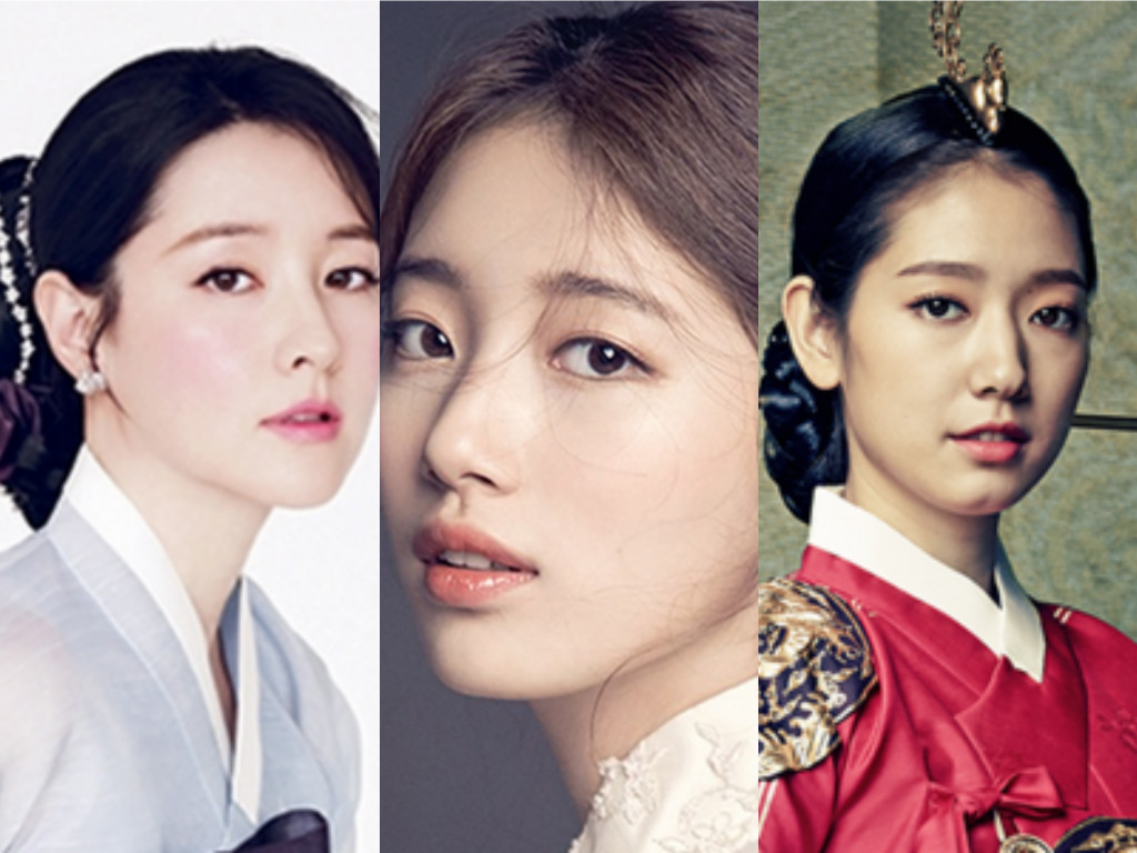 19 actrices coreanas que lucen especialmente maravillosas en Hanboks