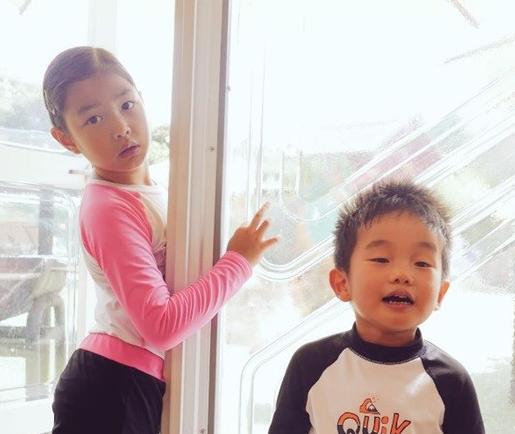 Haru se ve mayor en nuevas fotos junto al hijo de Tukutz de Epik High