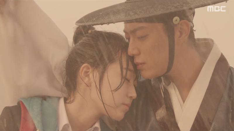 10 escenas rómanticas bajo la lluvia en los K-dramas