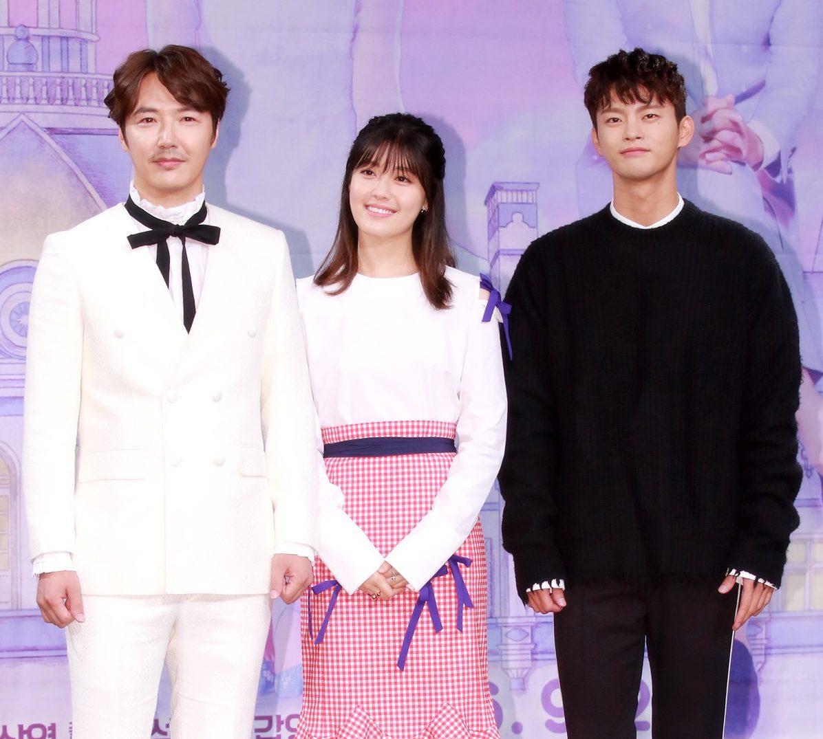 """Shopping King Louie"" menciona la diferencia de edad entre Nam Ji Hyun, Seo In Guk y Yoon Sang Hyun"