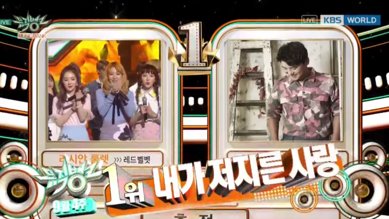 "Im Chang Jung consigue el número uno con ""The Love That I Committed"" en ""Music Bank"", actuaciones de INFINITE, 2PM, Song Ji Eun y más"