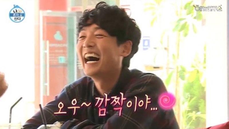 ¿Jung Kyung Ho dice que sólo escucha canciones de Girls' Generation desde que está saliendo con Sooyoung?