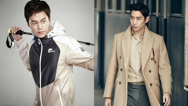 """Lee Seo Jin y Eric dividen sus tareas (no realmente) en """"Three Meals A Day"""""""