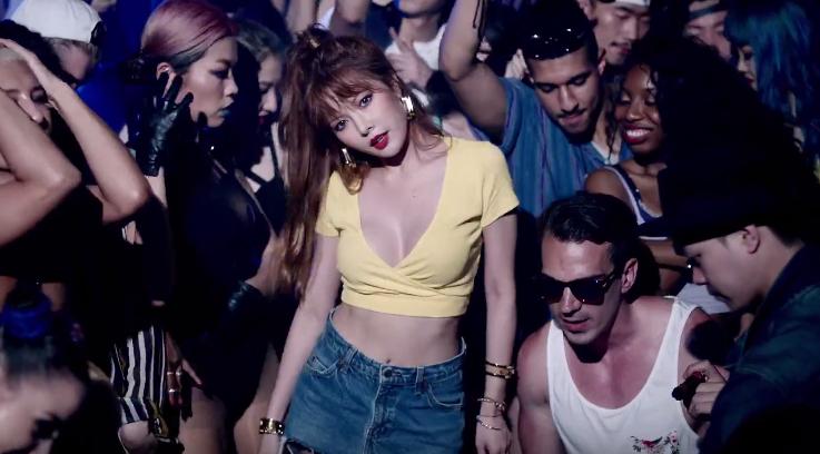 10 sensuales vídeos musicales de K-Pop que son tan sensuales que no podemos evitarlos