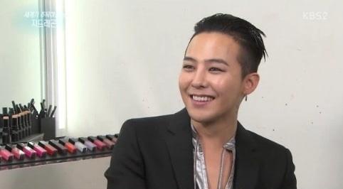 G-Dragon obtiene atención por un fan service especial