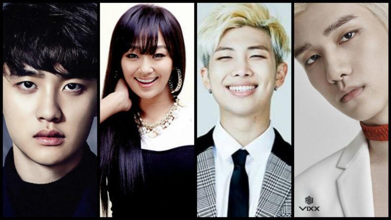 10 de los mejores covers en inglés de los artistas del K-Pop (De los dos años pasados)