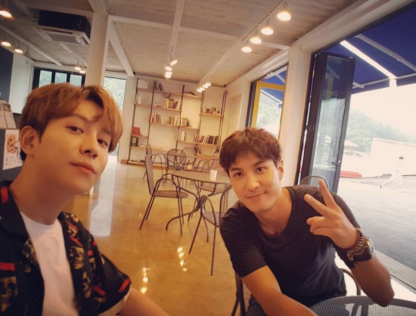 "Park Kyung de Block B y Kim Ji Suk aparecerá en ""Celebrity Bromance"" a partir de la próxima semana"