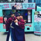 Park Bo Gum, una vez más, recibe amor sin fin de sus compañeros de rodaje