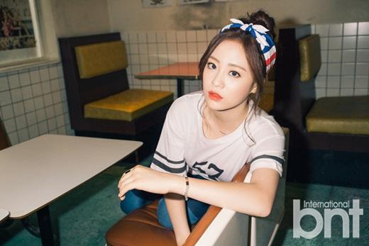 Heo Young Ji revela haber sido engañada por un novio del pasado