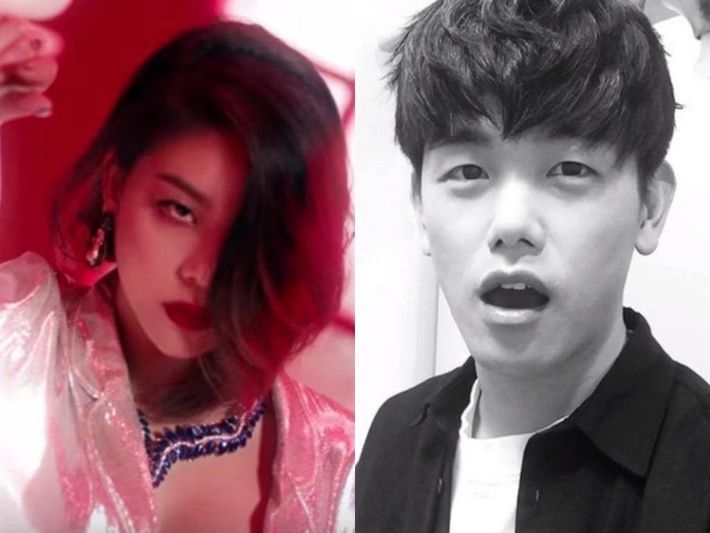 Eric Nam muestra su emoción por el comeback de Ailee