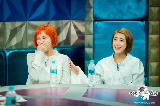 """Ga In y Seo In Young envueltas en una controversia luego de su aparición en """"Radio Star"""""""