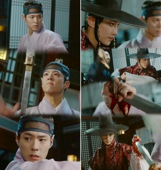 Park Bo Gum y Jinyoung son elogiados por sus escenas de acción
