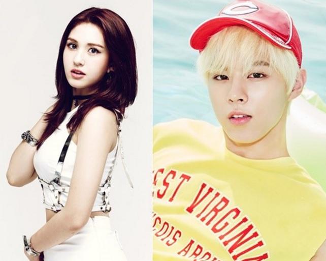 "Jeon Somi de I.O.I y Wooshin de UP10TION serán nuevos MCs en ""The Show"""
