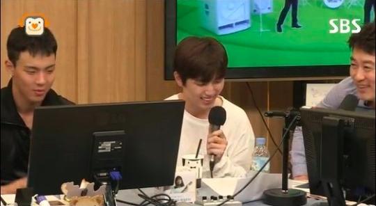 Sandeul de B1A4 explica por qué no le pidió a Jinyoung una canción para su debut en solitario