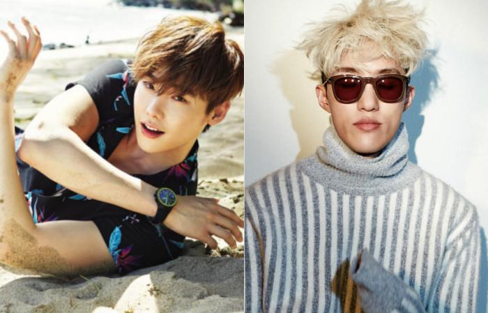 """Lee Jong Suk ama tanto a Zion. T que asistió a """"Fantastic Duo"""""""