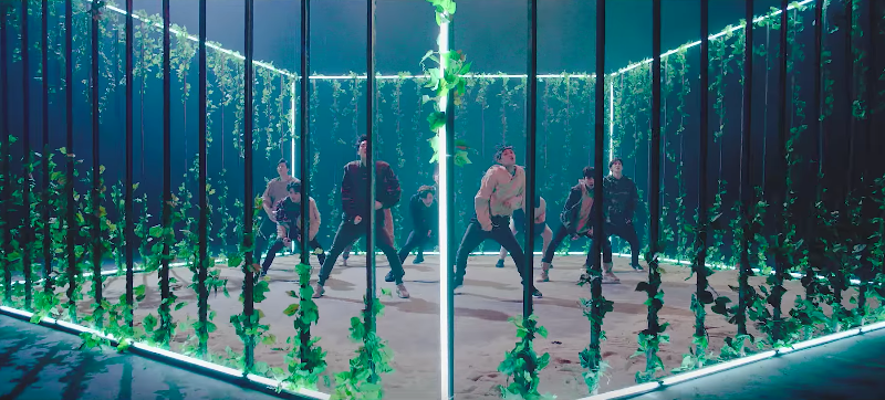 "PENTAGON lanza MV teaser para su debut con ""Gorilla"""