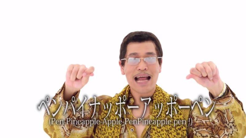 """La locura """"Pen-Pineapple-Apple-Pen"""" es tan fuerte que entró a una importante lista de música en Corea"""