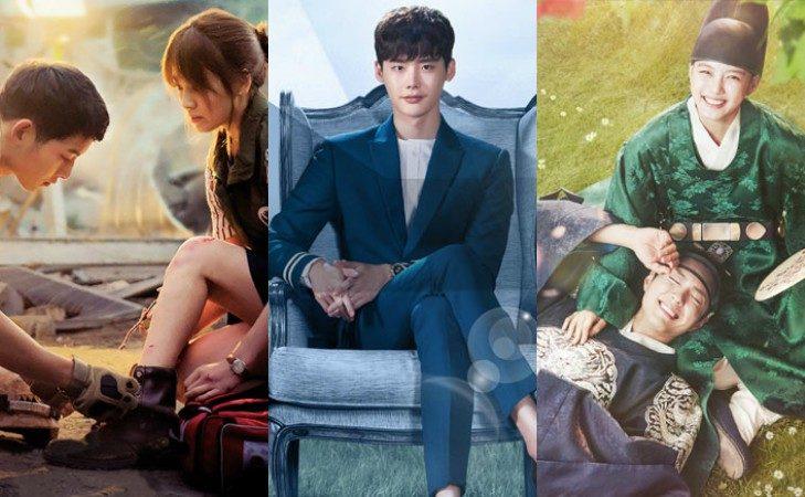 Aquí tienes un k-drama para ver cada día de la semana (de nada)