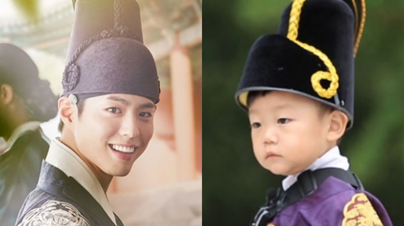 "Daebak imita adorablemente a Park Bo Gum y Kang Dong Won en ""The Return Of Superman"""