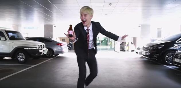 B.A.P revela divertidas parodias de comerciales
