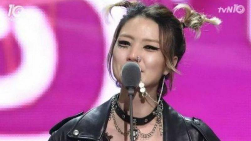 An Young Mi expresa su decepción por el trato a los humoristas en los tvN10 Awards