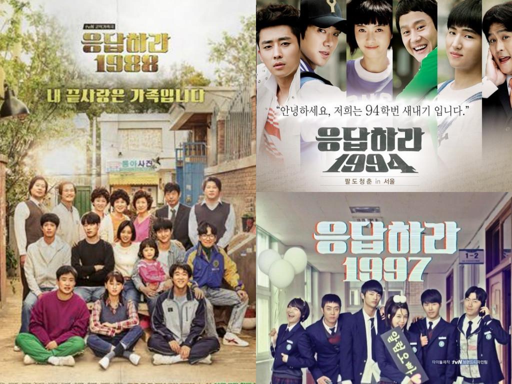 """Lee Shi Un revela una foto de la reunión de los actores de la serie """"Reply"""""""