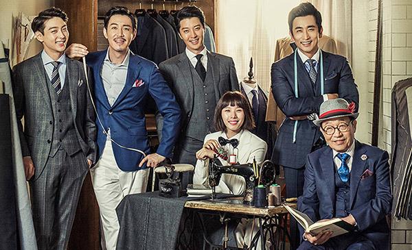 """""""Laurel Tree Tailors"""" protagonizado por Lee Dong Gun alcanza casi el 30 por ciento de rating"""