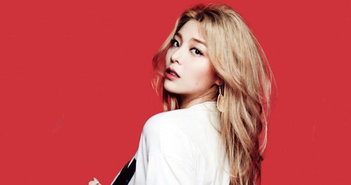 Ailee nombra a los miembros que le gustaría tener en su grupo