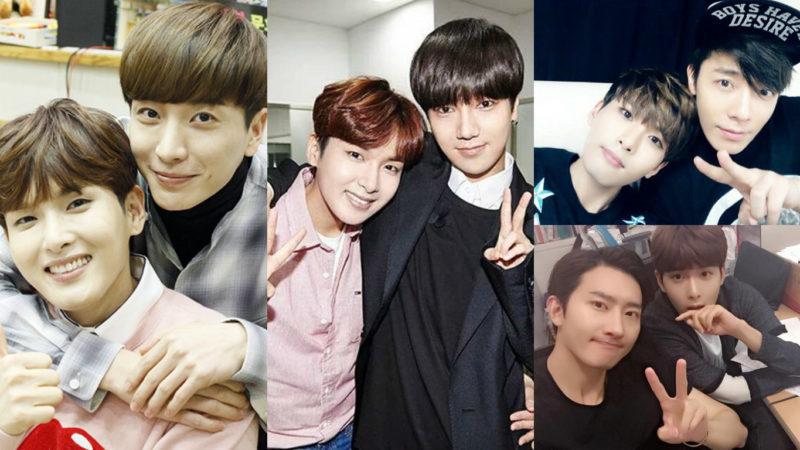 Leeteuk, Yesung, Donghae, Zhou Mi de Super Junior y más, le desean lo mejor a Ryeowook en el día de su alistamiento