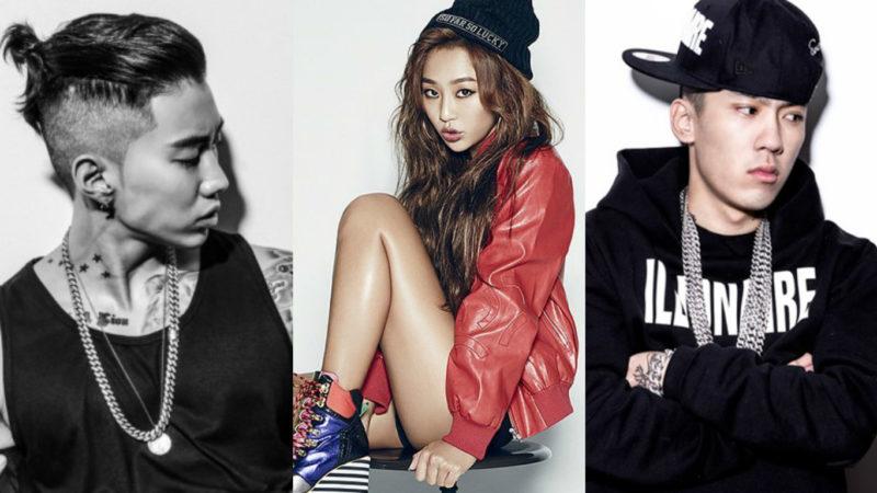 Jay Park y Dok2 colaborarán en el nuevo álbum solista de Hyorin