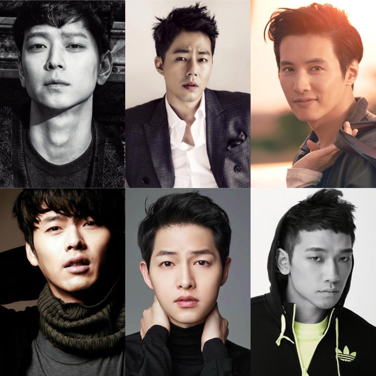 Prueba: ¿Qué tan popular es tu gusto en celebridades coreanas?