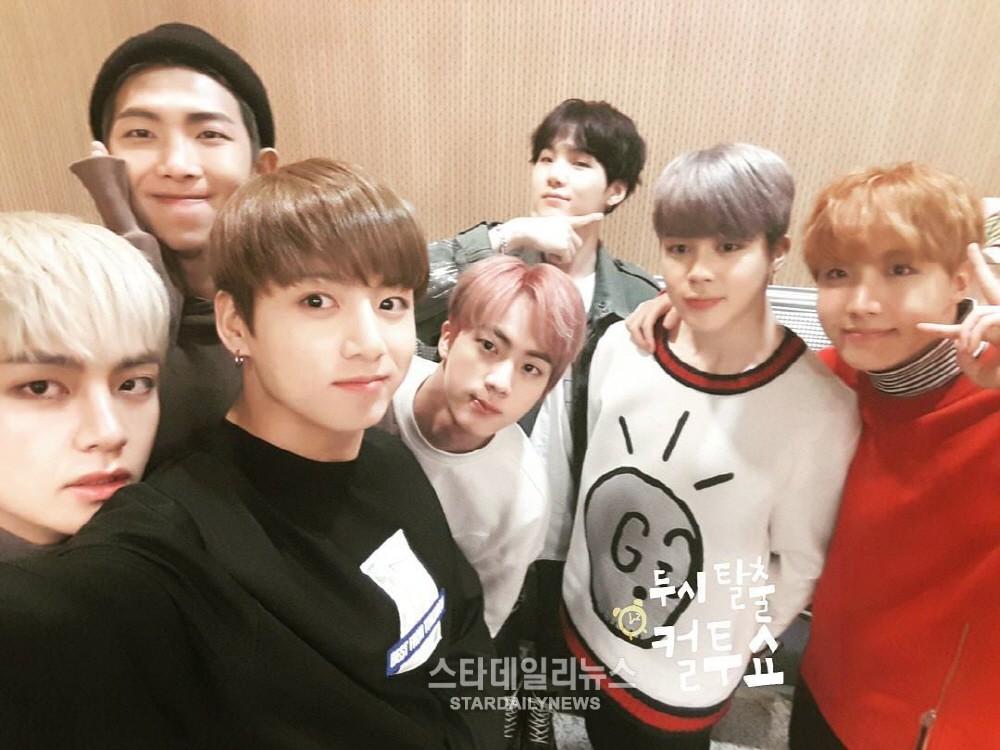 El grupo coreano BTS hará una gira por España para sus fans en 2018