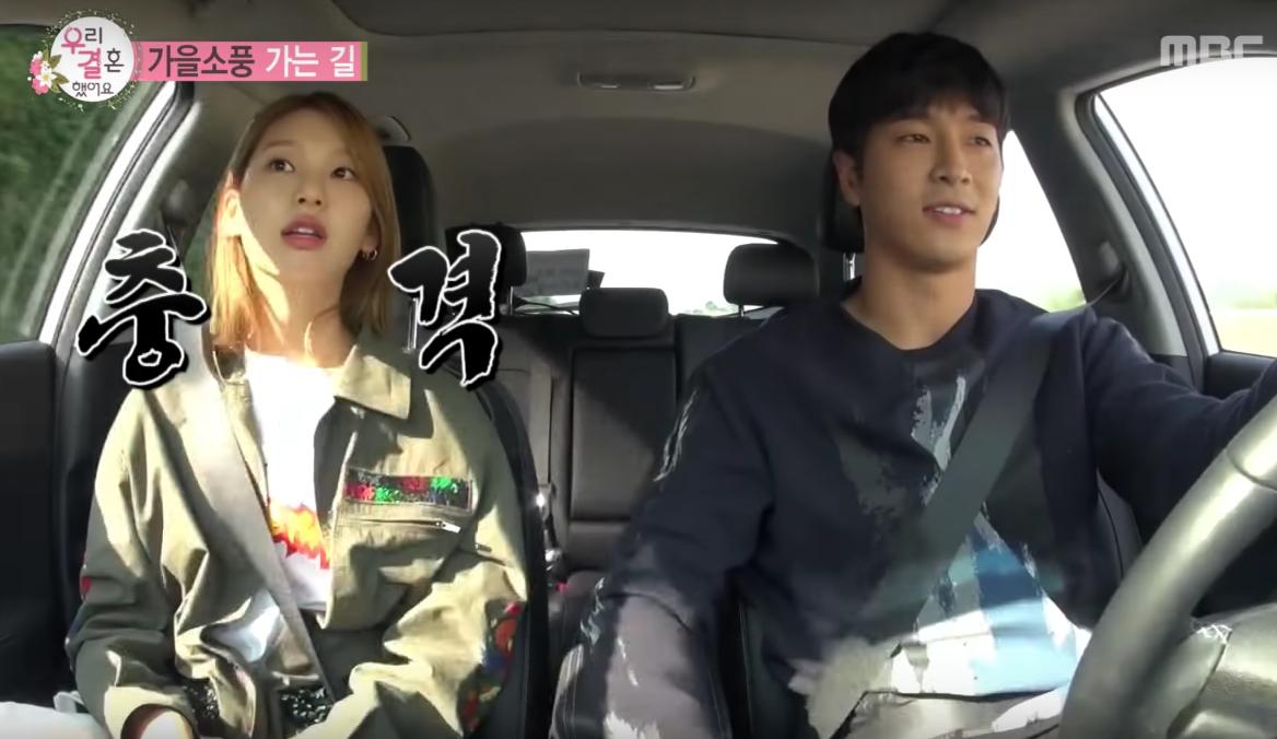 ¿Jota de MADTOWN sorprende a Kim Jin Kyung con noticias de servicio militar?