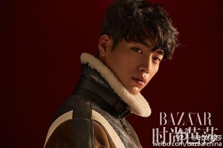 "Seo Kang Joon se transforma en un caballero del otoño para ""Bazaar China"""