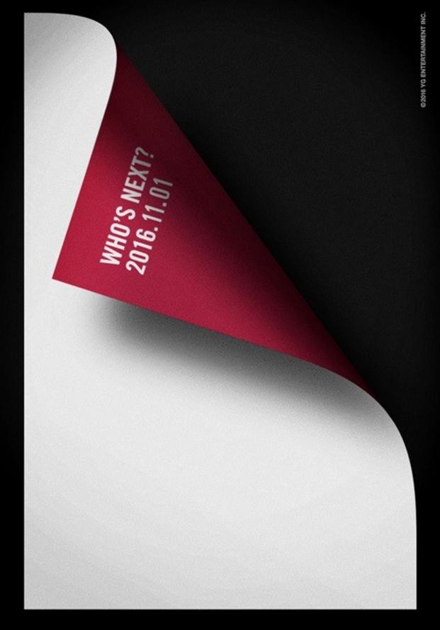 """YG Entertainment pregunta """"Who's Next?"""" con el nuevo teaser para un lanzamiento en noviembre"""