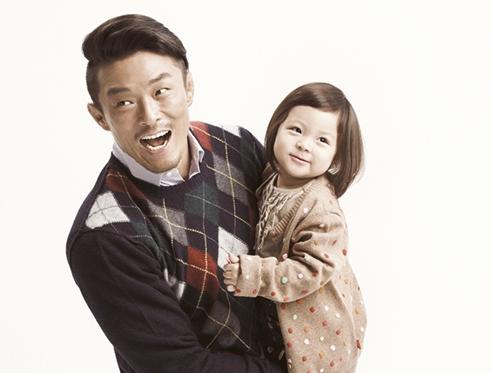 Choo Sung Hoon es (todavía) el siempre cariñoso padre de Sarang