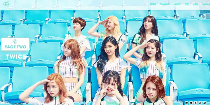 """""""Cheer Up"""" de TWICE es la canción con más streaming de Gaon en el 2016"""