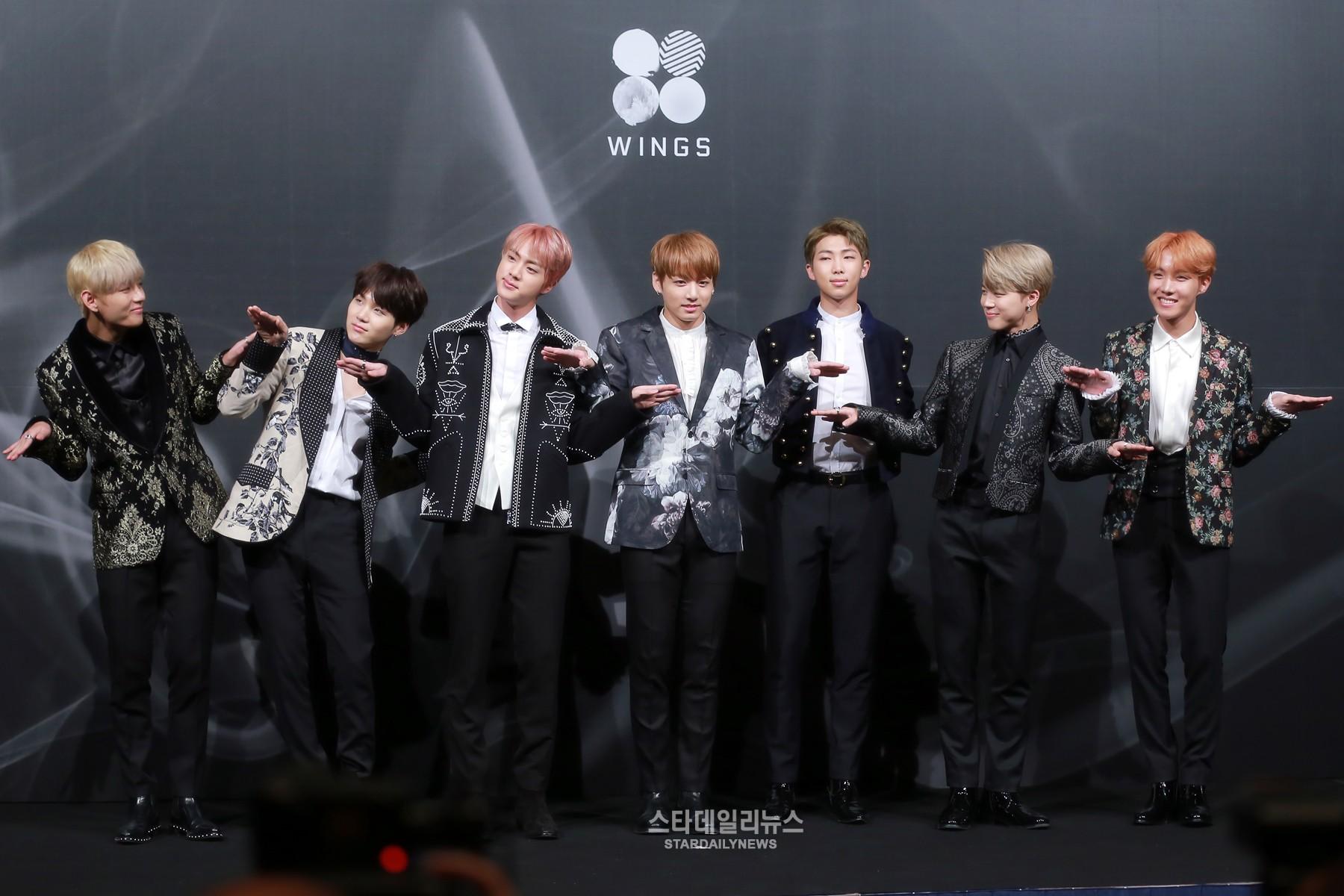 BTS se eleva hacia nuevas alturas en las listas de Gaon