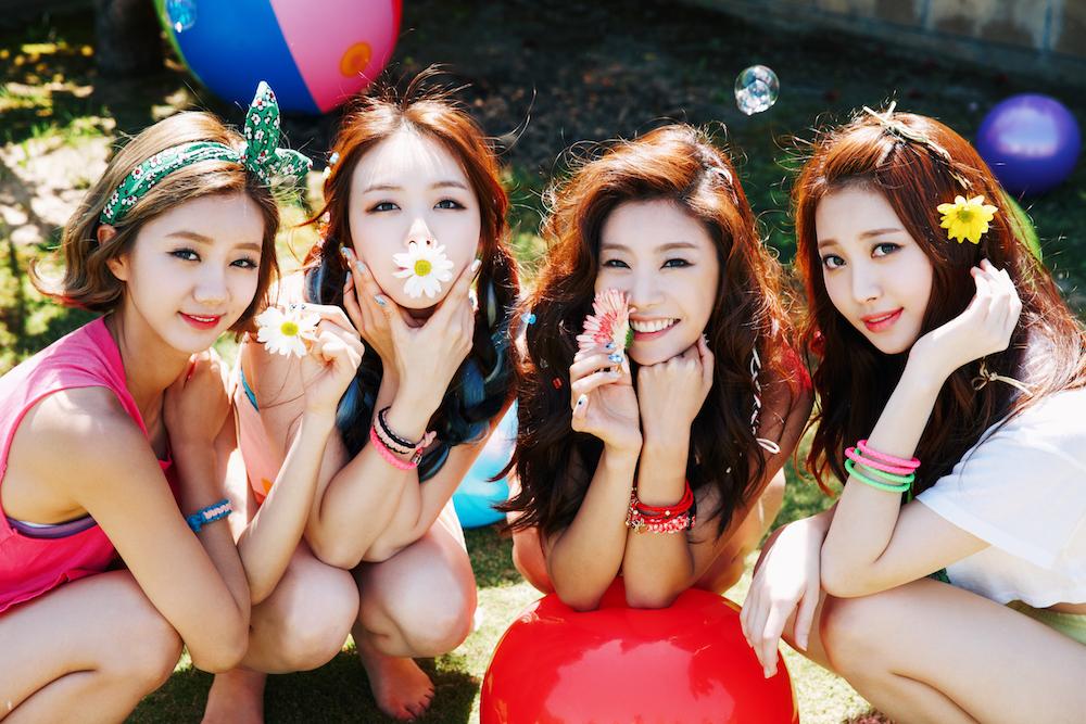 ¿Girl's Day casi debuta bajo el nombre de Ice Cream?