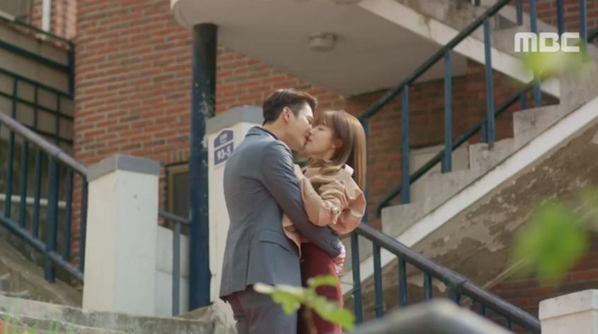 ¿Nam Ji Hyun dice que el rodaje de las escenas de beso con Seo In Guk tomaron 5 horas?