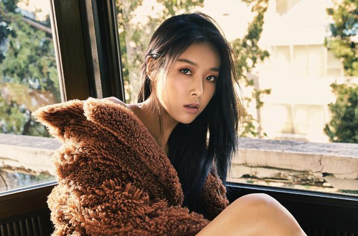 """Yubin de Wonder Girls muestra atractiva sesión de fotos para """"Cosmopolitan"""""""