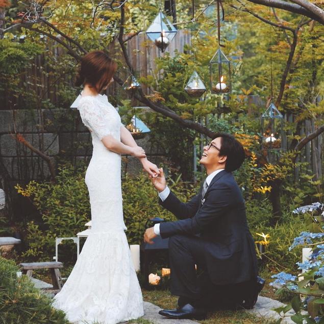 Bae Yong Joon y Park Soo Jin se convierten en los orgullosos padres de un bebé