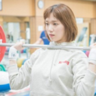 """Lee Sung Kyung entrena de forma ardua en nuevas imágenes de """"Weightlifting Fairy Kim Bok Joo"""""""
