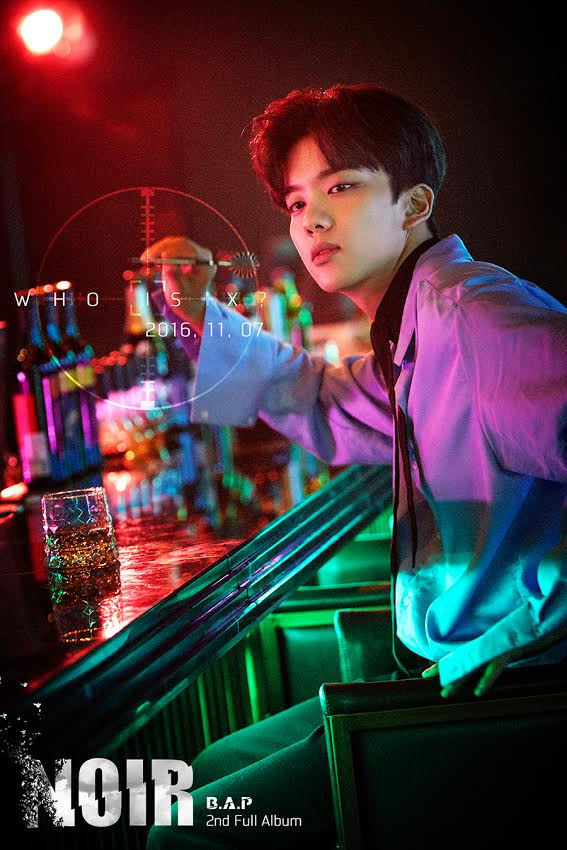 "Youngjae y Jongup de B.A.P son sensuales en teasers para ""NOIR"""